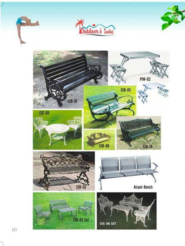 Outdoor 39 s india garden furniture importer wholesaler for Outdoor furniture india