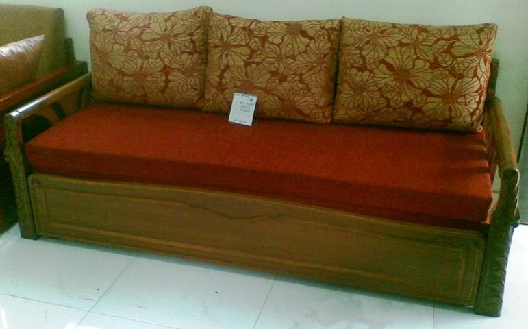 Wooden Sofa Cum Bed Developers In Mumbai