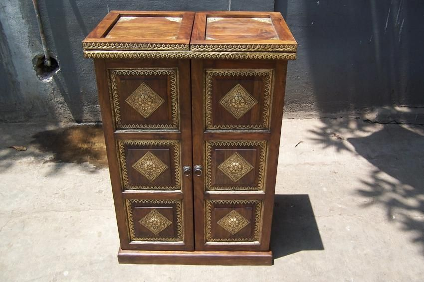 WOODEN FOLDING BARS WOODEN FOLDING WINE CABINET WOODEN